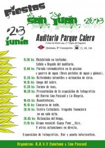 fiestas san juan 23-6-2013
