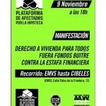 por el derecho a la vivienda 9-11-2013